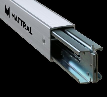 Mattral cargobalk